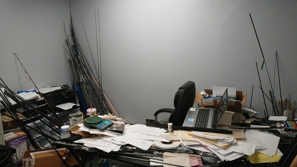 Al Jackson desk