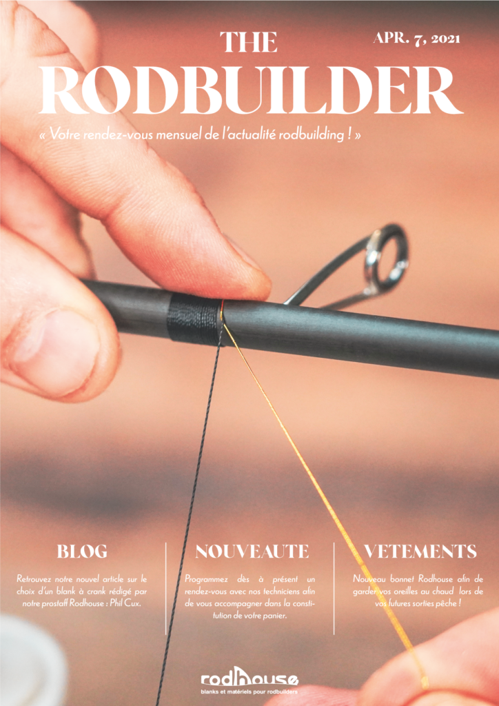 couverture newsletter rodhouse avril