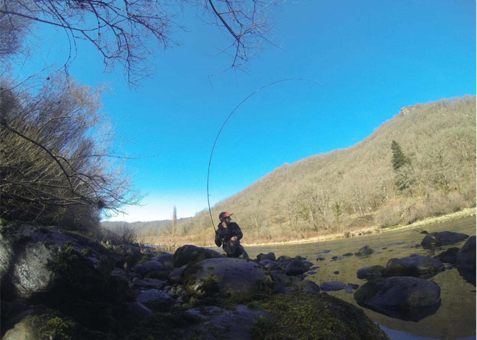 Pêche au toc