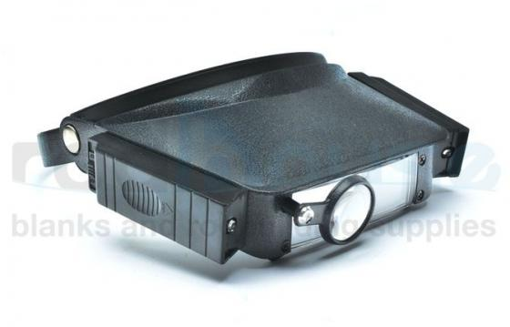 Light Head Strap Magnifier
