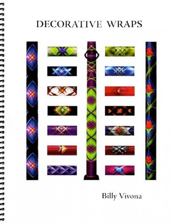 decorative wrap by Billy Vivona