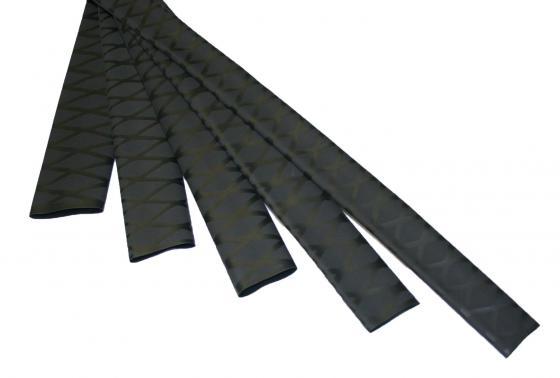 Shrink tube noir