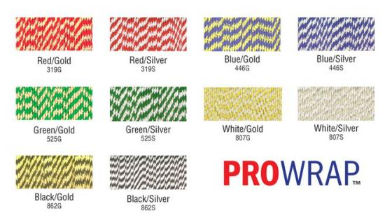 ProWrap Metallic Twist