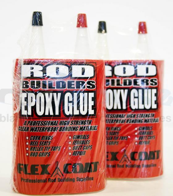 Flexcoat Rodbuilders Epoxy Glue 4 oz
