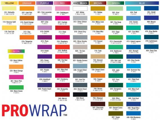 ProWrap ColorFast