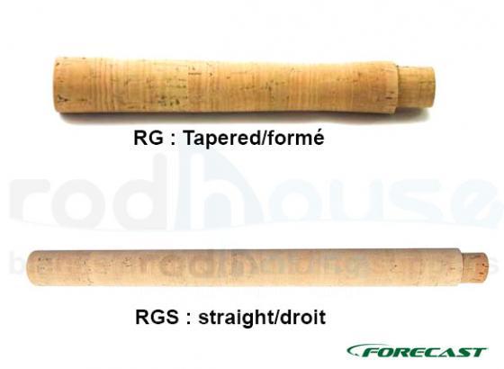 Impugnatura in sughero RG