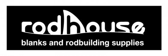 Sticker rodhouse blanc et noir 36mm