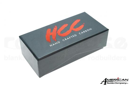 HCC Hand Crafted Carbon Reel Seats